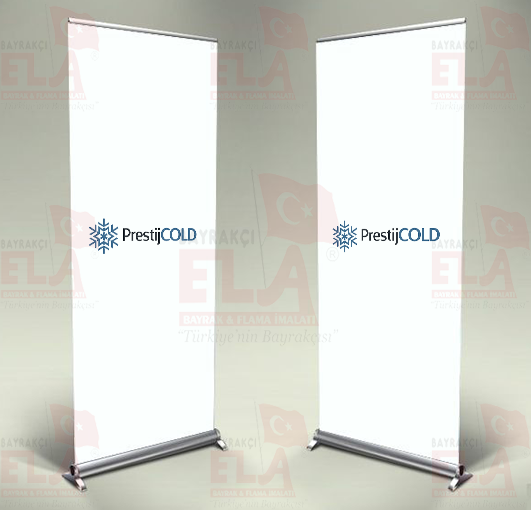 Prestij Cold Banner Roll Up